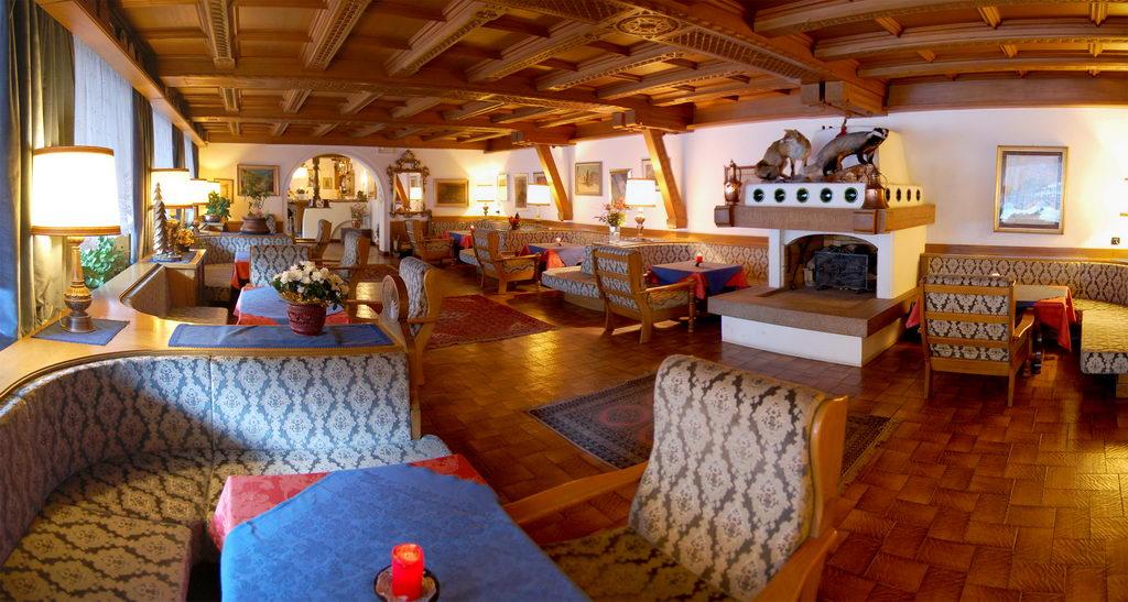 Hotel Dolomiti - Vigo di Fassa > Ambiente > Bar - Soggiorno